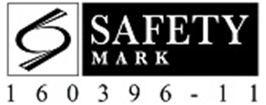Grid spot light safety mark
