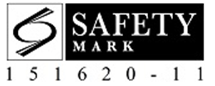 Trunk spot light safety mark