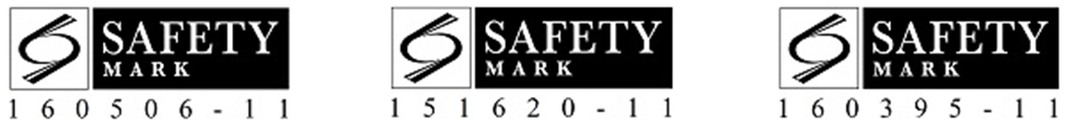Ultra Slim Safety Mark